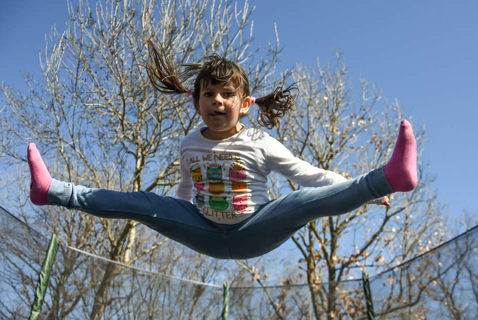 How Active Are Your Kids? This Will Blow Your Mind