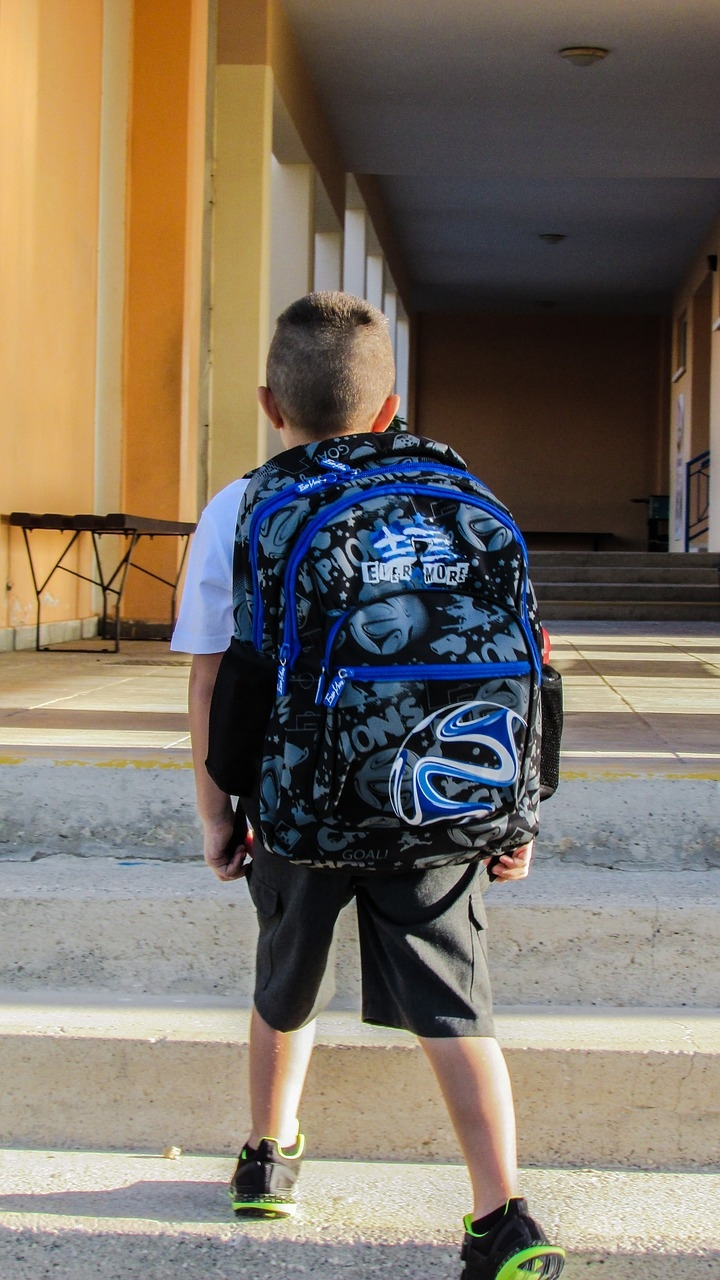 How to Prepare Your Child for Their First Day at School - ProudMummy