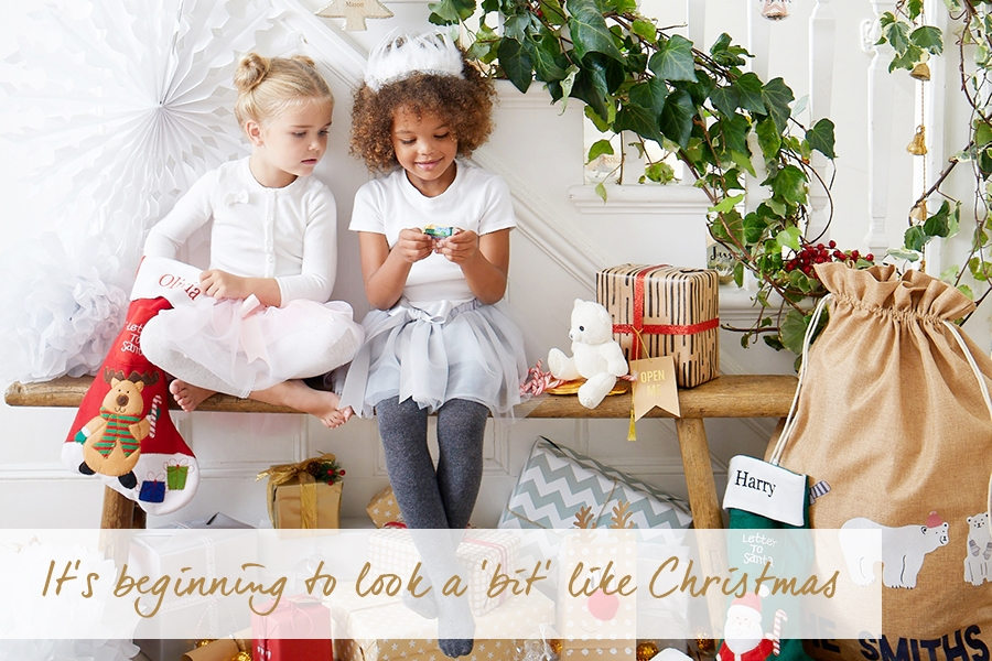 Christmas Cuteness for your Little Bundles