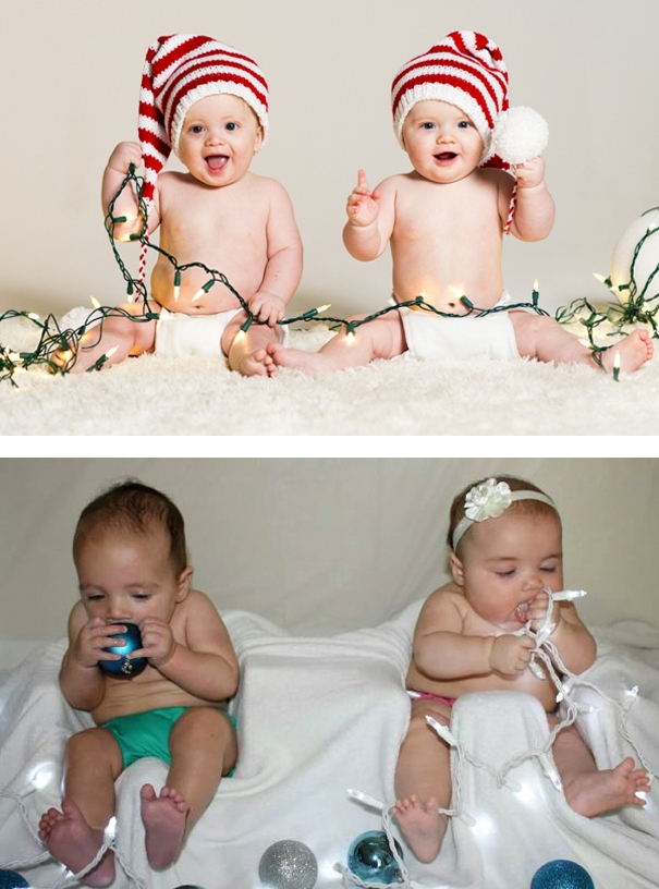 Holiday Card Pinterest Fails You Don't Want To Miss!