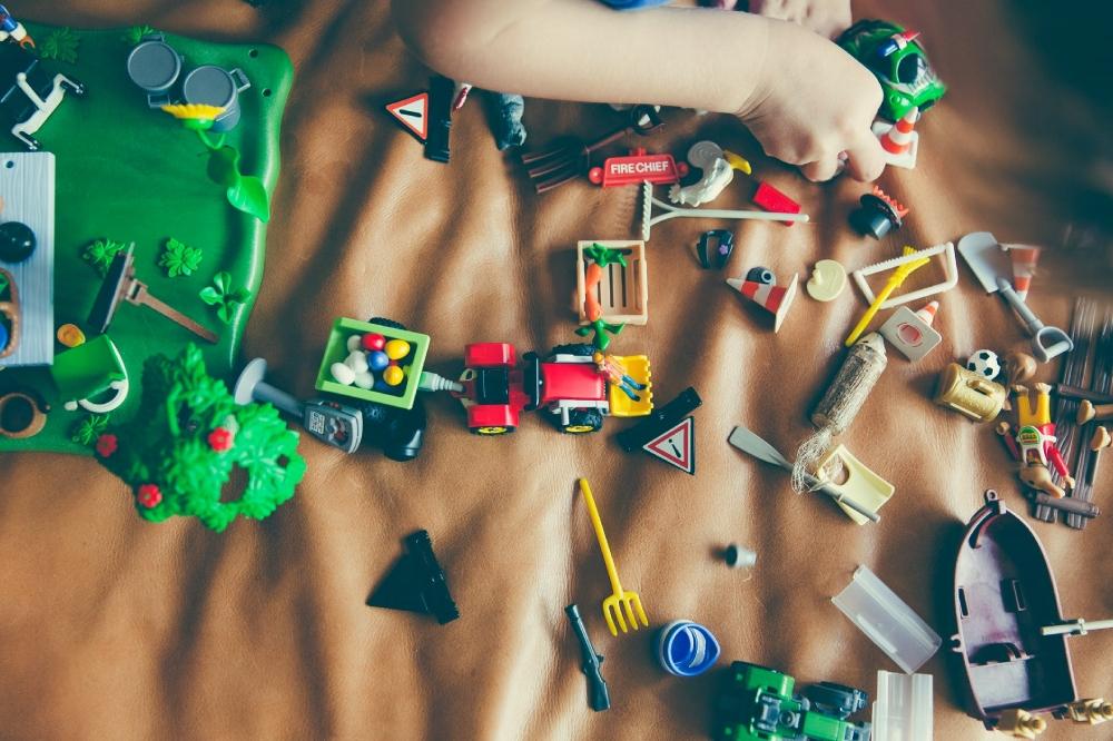 Budget Friendly Ideas for Toy Storage