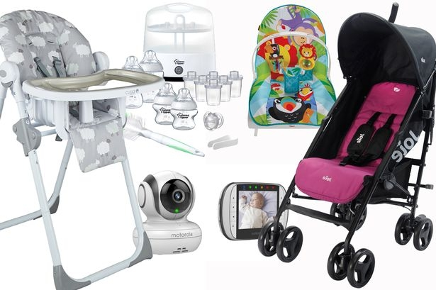 Argos Baby Spectacular EVERYTHING YOU NEED!