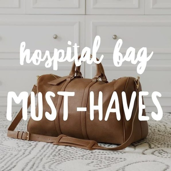 TOP 10 things to put in your hospital bag