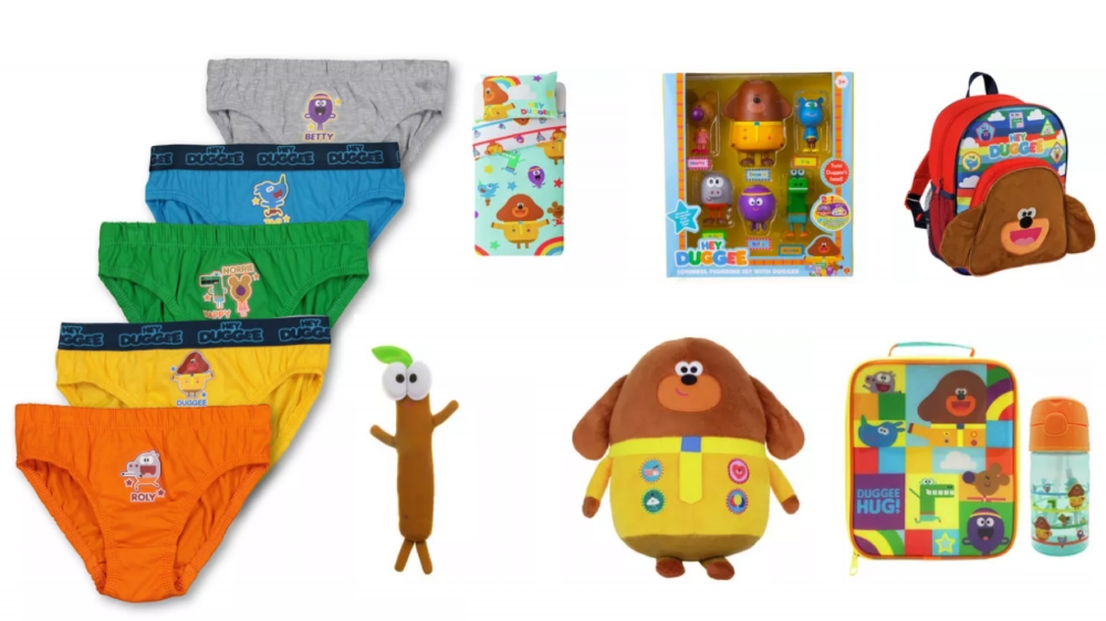 Fab Finds for Hey Duggee Fans #AWOOF