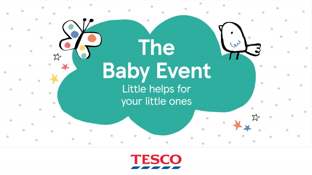 The Tesco Baby Event is Here!