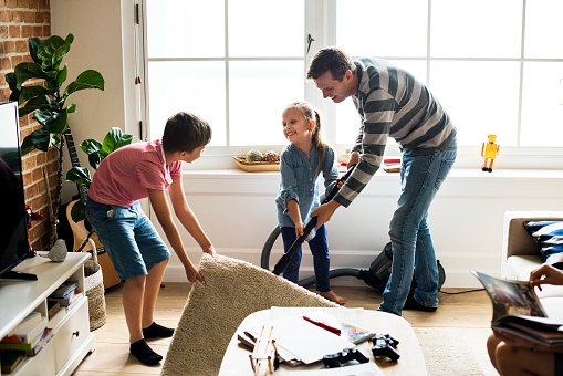 Should children help with housework?