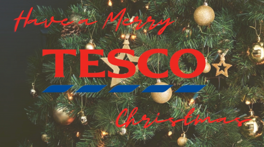 Great Value Christmas Essentials from Tesco