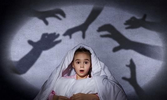 Help! My child is having nightmares!