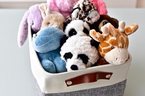 Kids' Room Storage Ideas