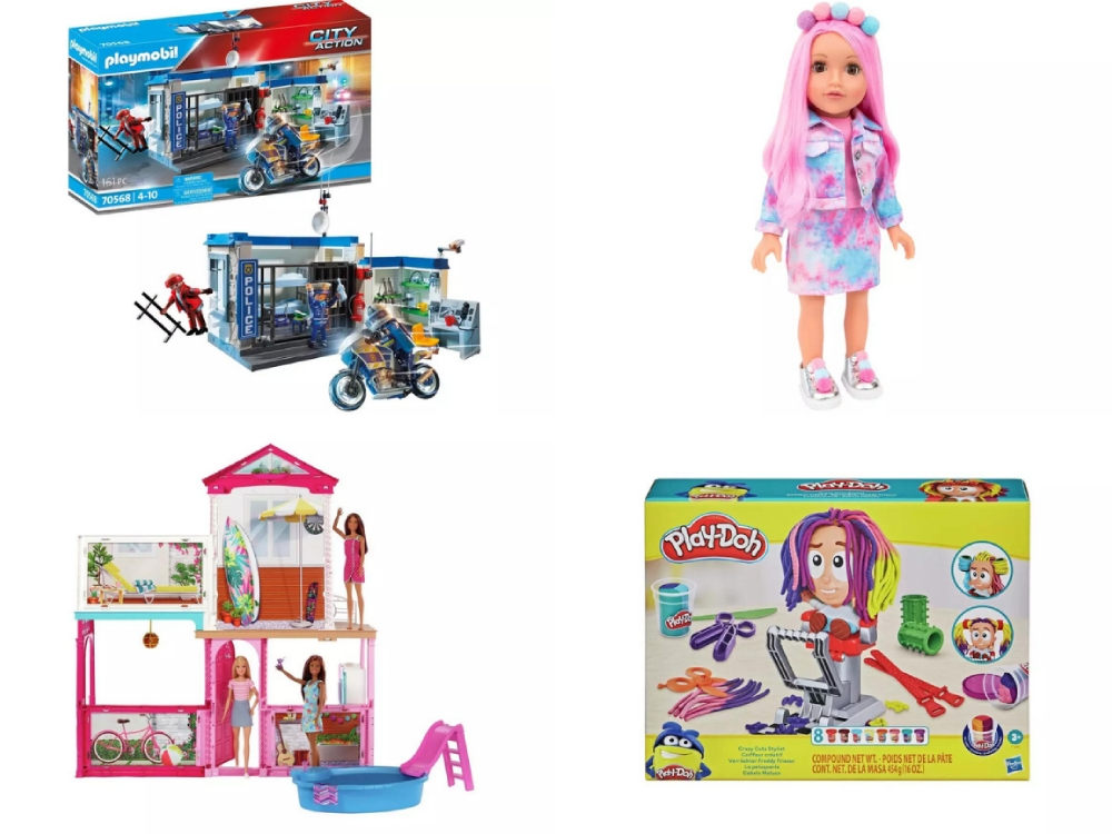 Up To Half Price Toys @ Argos in it's 1/3 OFF SALE!
