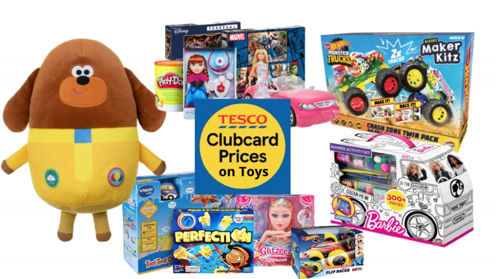 Tesco Clubcard Toy OFFERS