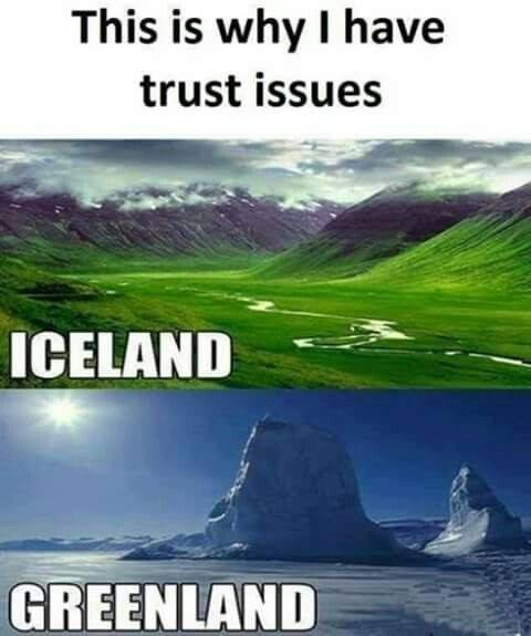 Sad Boy Alone Quotes: THIS IS WHY I HAVE TRUST ISSUES ICELAND GREENLAND